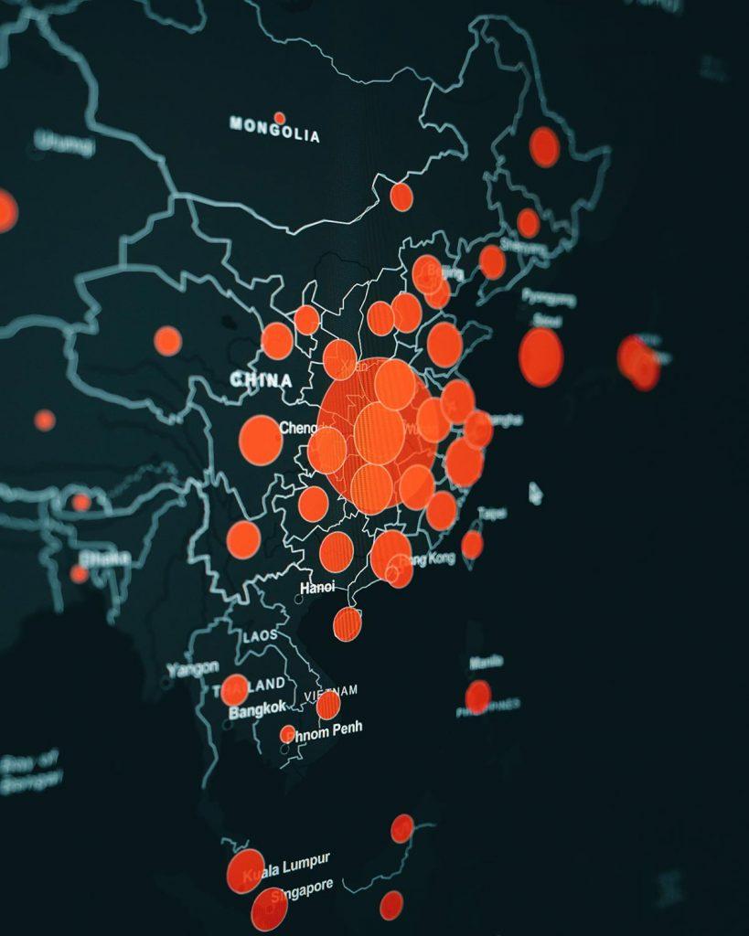 A pesar de ser el país en el que inició la pandemia, el país ya se está reactivando