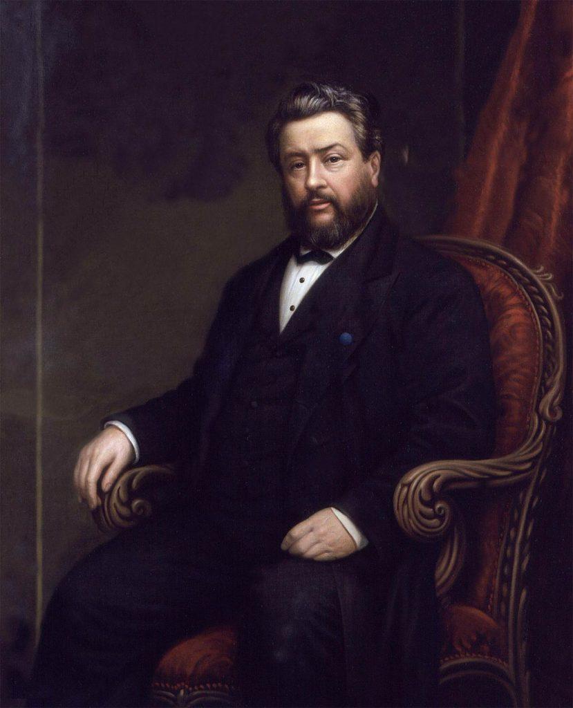 Charles Haddon Spurgeon por Alexander Melville